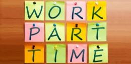 Job part-time beneficii pentru absolventi