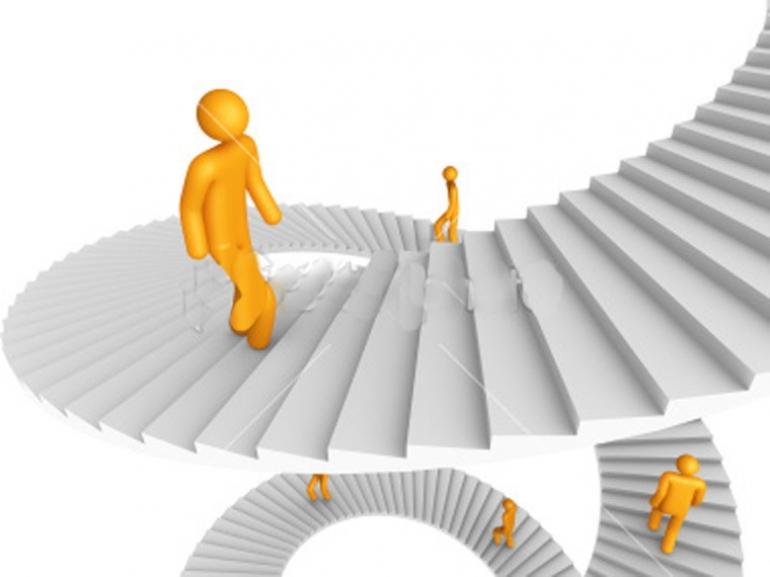 Cum sa urci scara succesului
